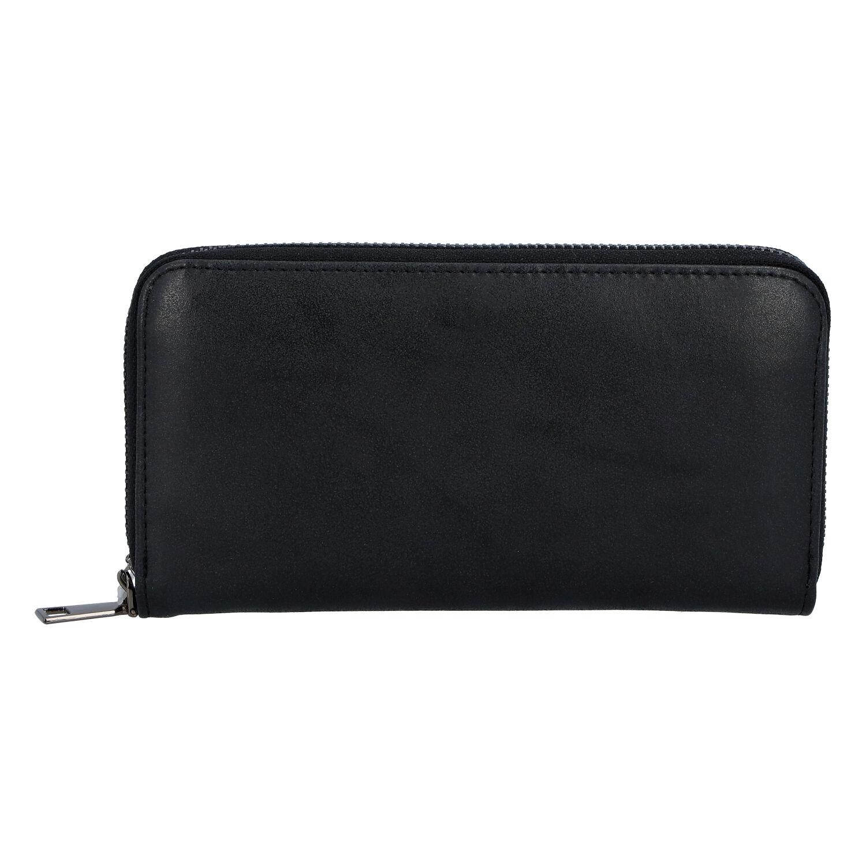 Elegantná dámska čierna peňaženka - Just Dreamz Mayce