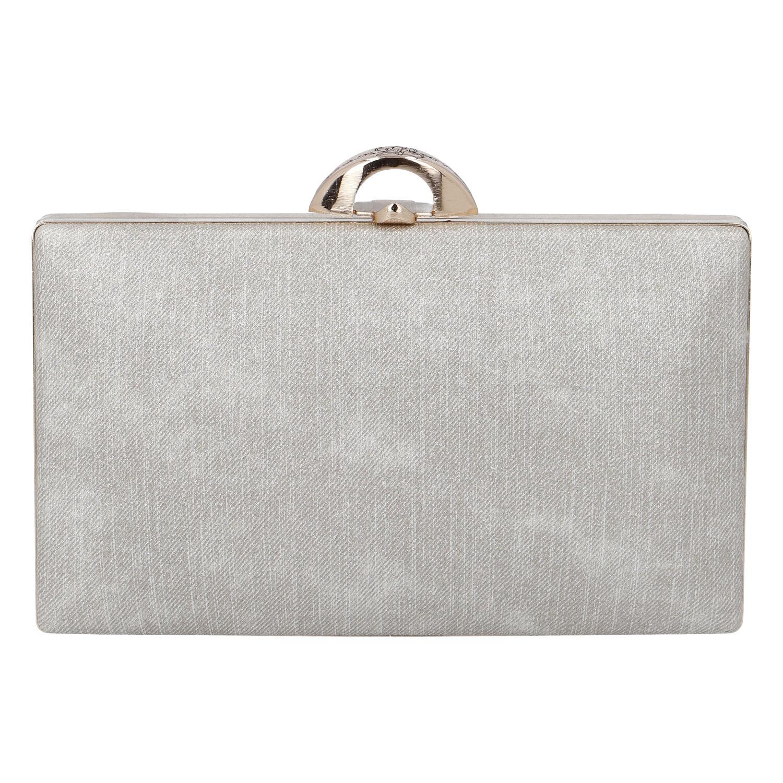 Dámska listová kabelka zlatá - Michelle Moon DaPirre