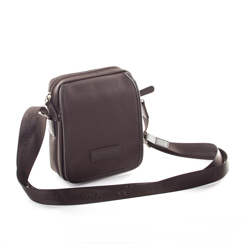 Čierna pánska taška Hexagona D72282