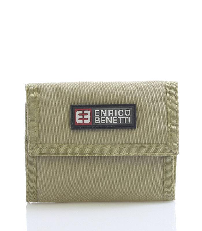Piesková látková peňaženka Enrico Benetti 14607