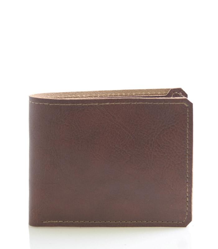 Pánska peňaženka hnedá - Kabea