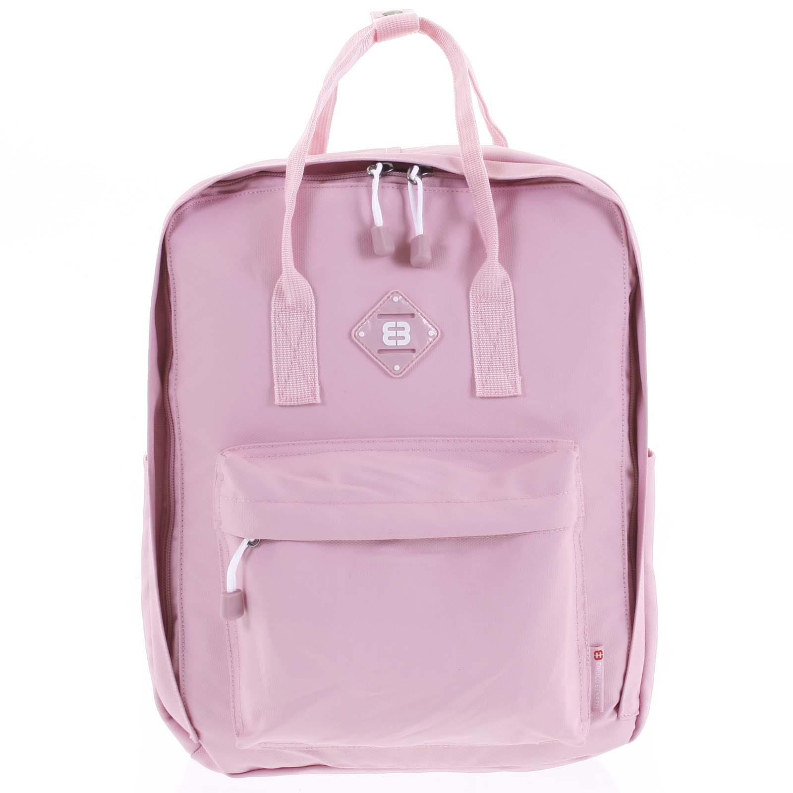 Vodeodolný batoh ružový - Enrico Benetti Vickey