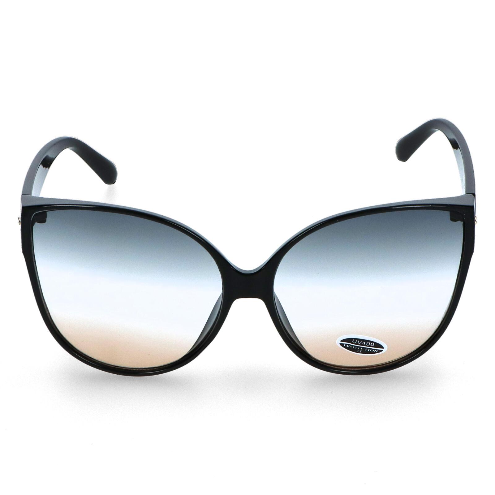 Dámske slnečné okuliare čierne - CAT2013