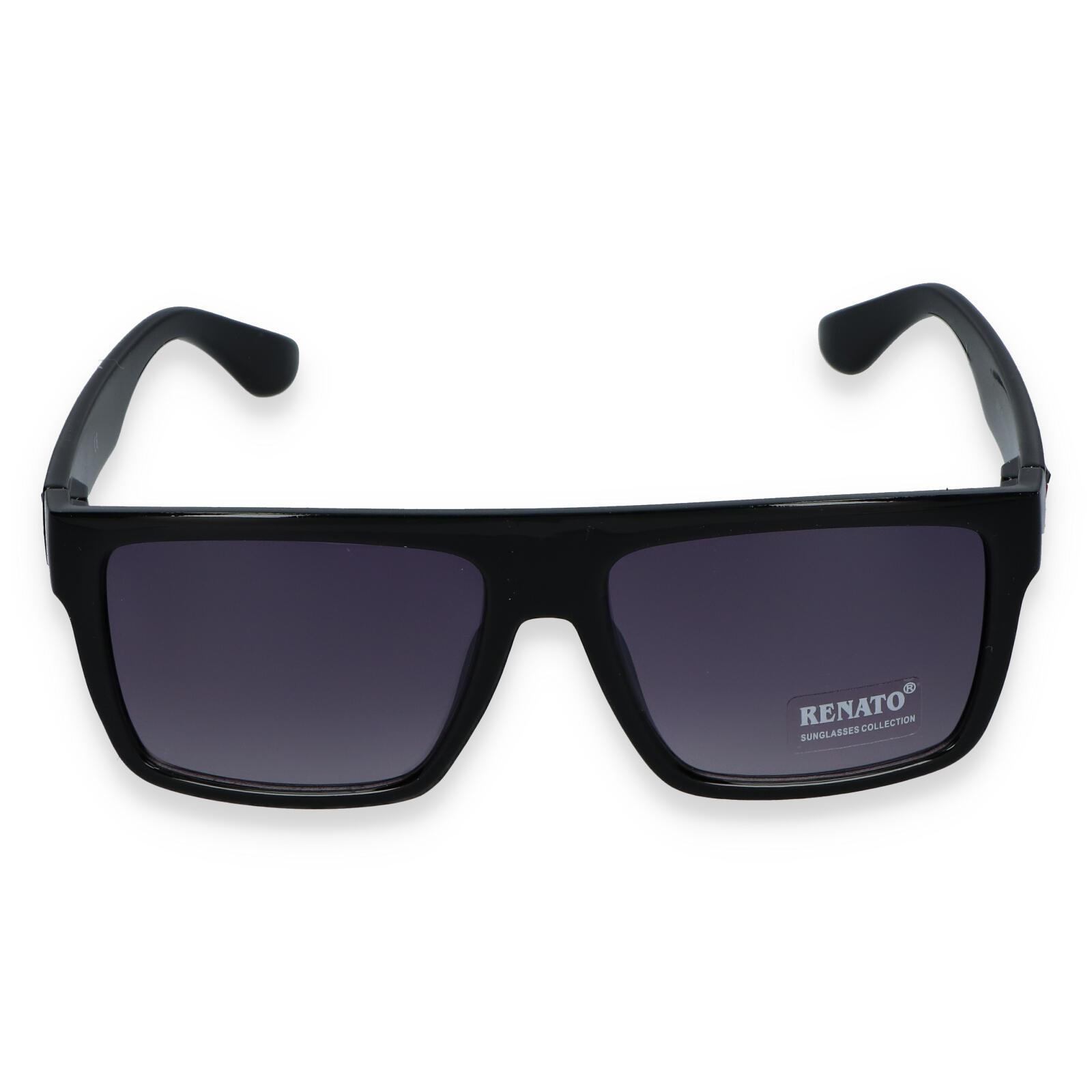 Dámske slnečné okuliare čierne - R0542