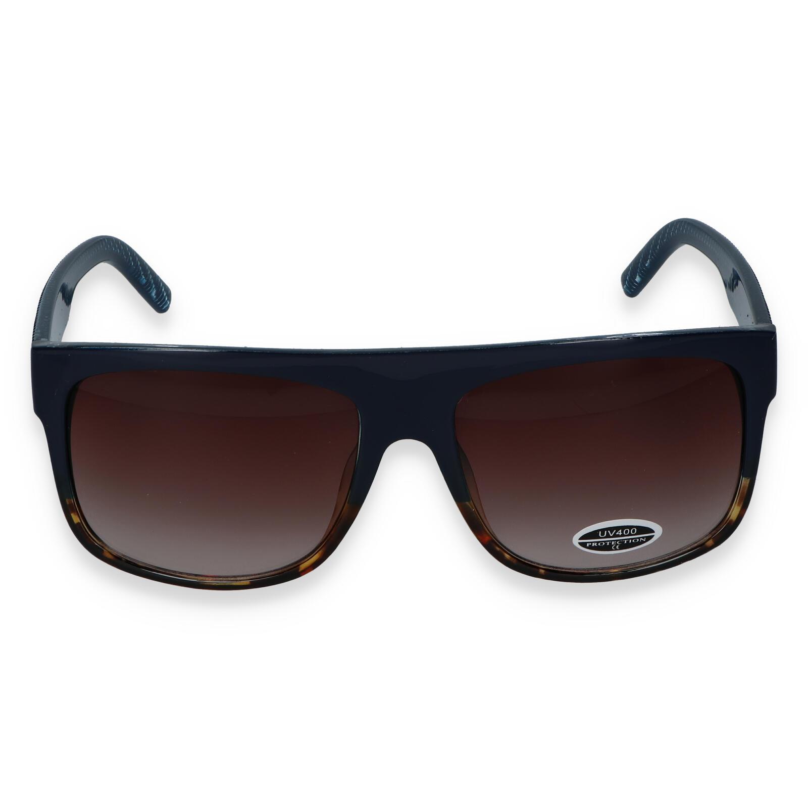 Dámske slnečné okuliare tmavomodré - S2103