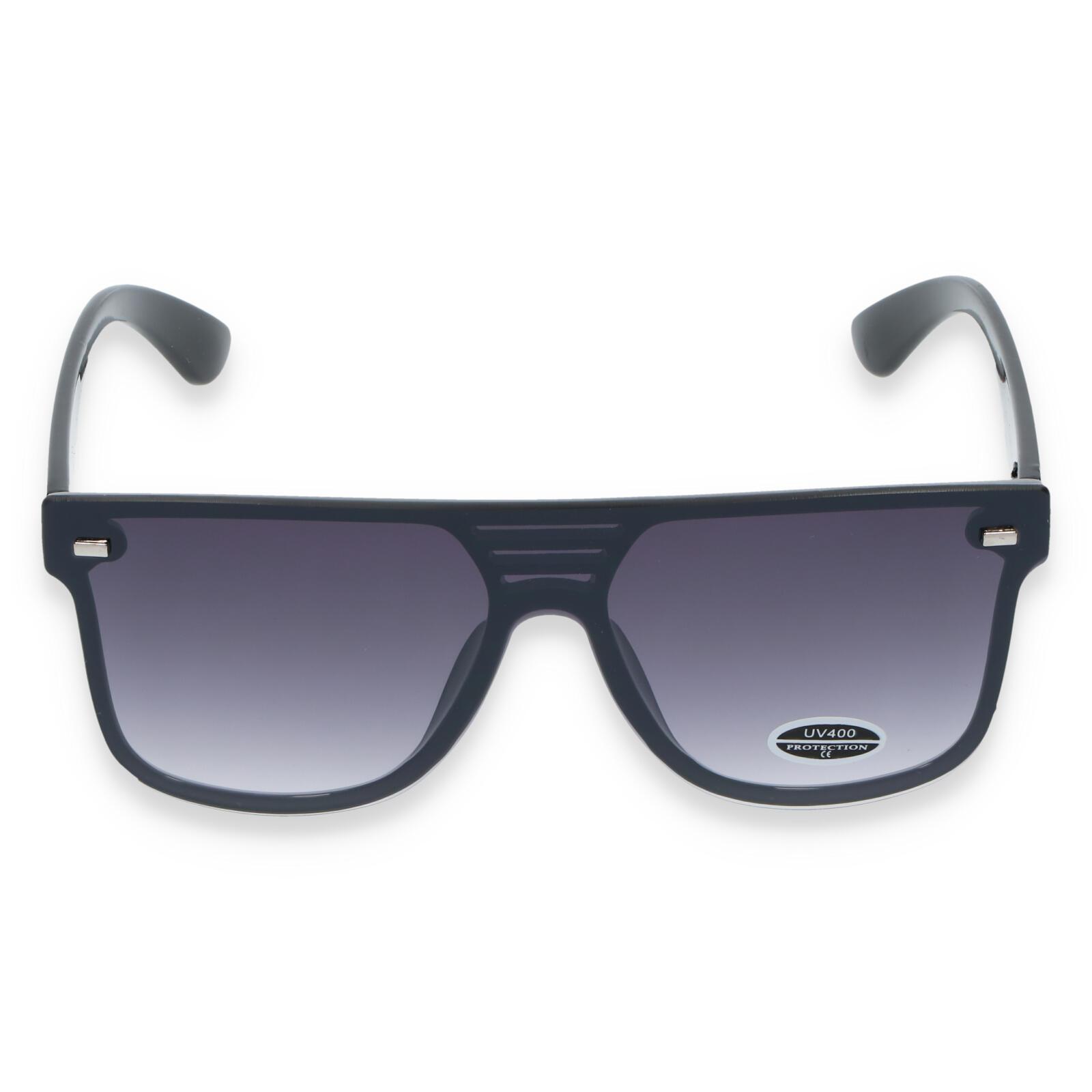 Dámske slnečné okuliare čierne - S9406