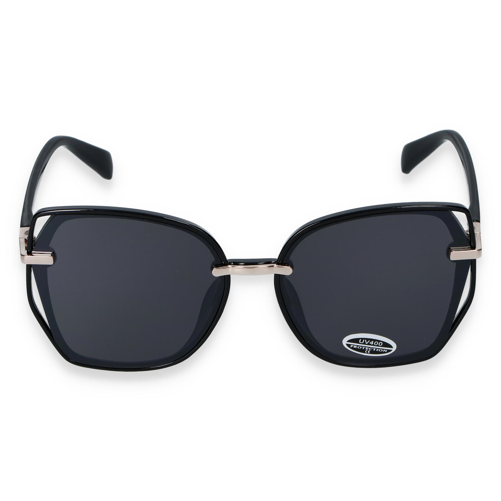 Dámske slnečné okuliare čierne - CAT111