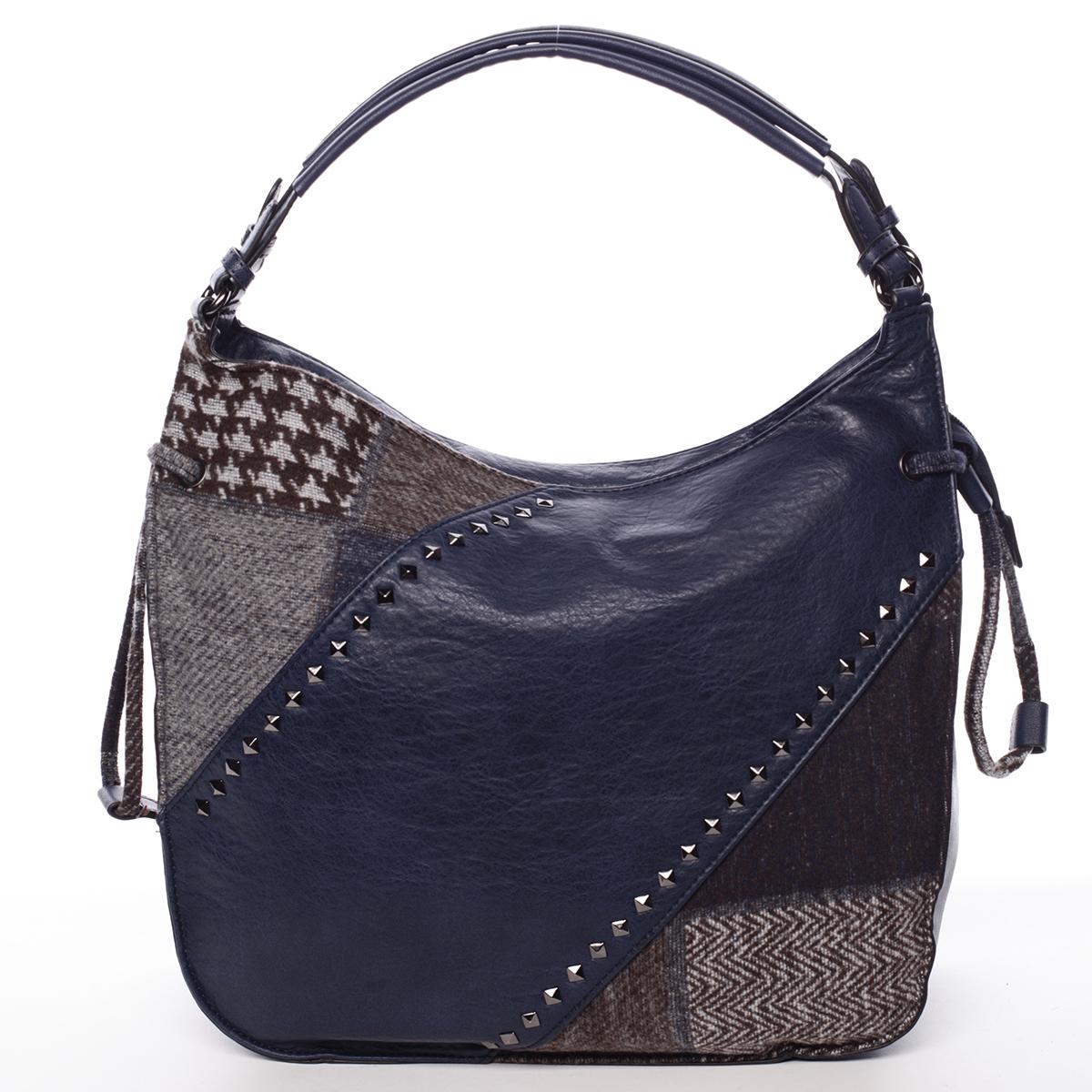 Moderná dámska kabelka modrá - MARIA C Sarai