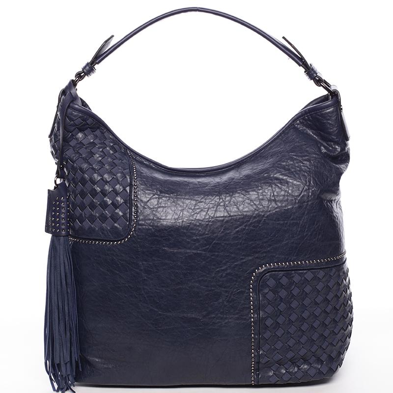 Moderná dámska kabelka modrá - MARIA C Bailey