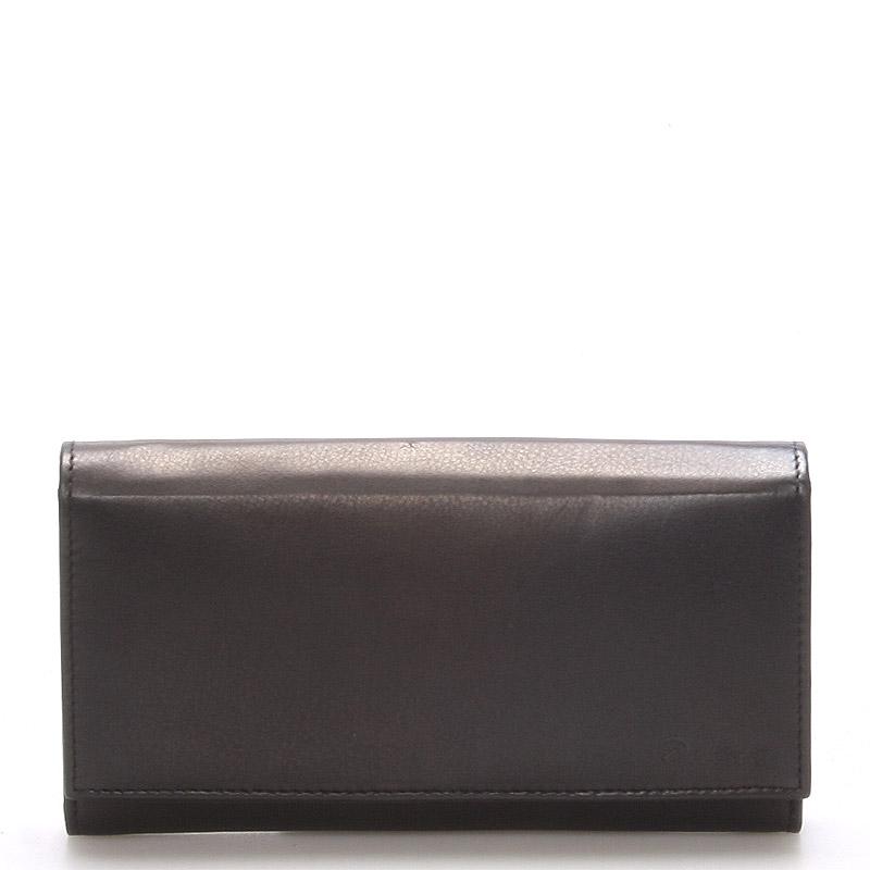 Štýlová čierna dámska peňaženka - Delami VIPP