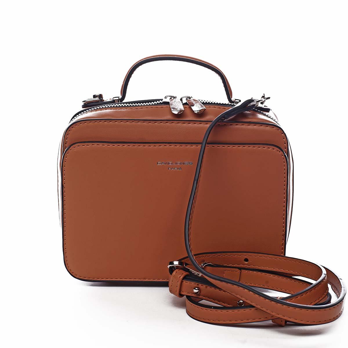 Dámska kabelka oranžová - David Jones Zara