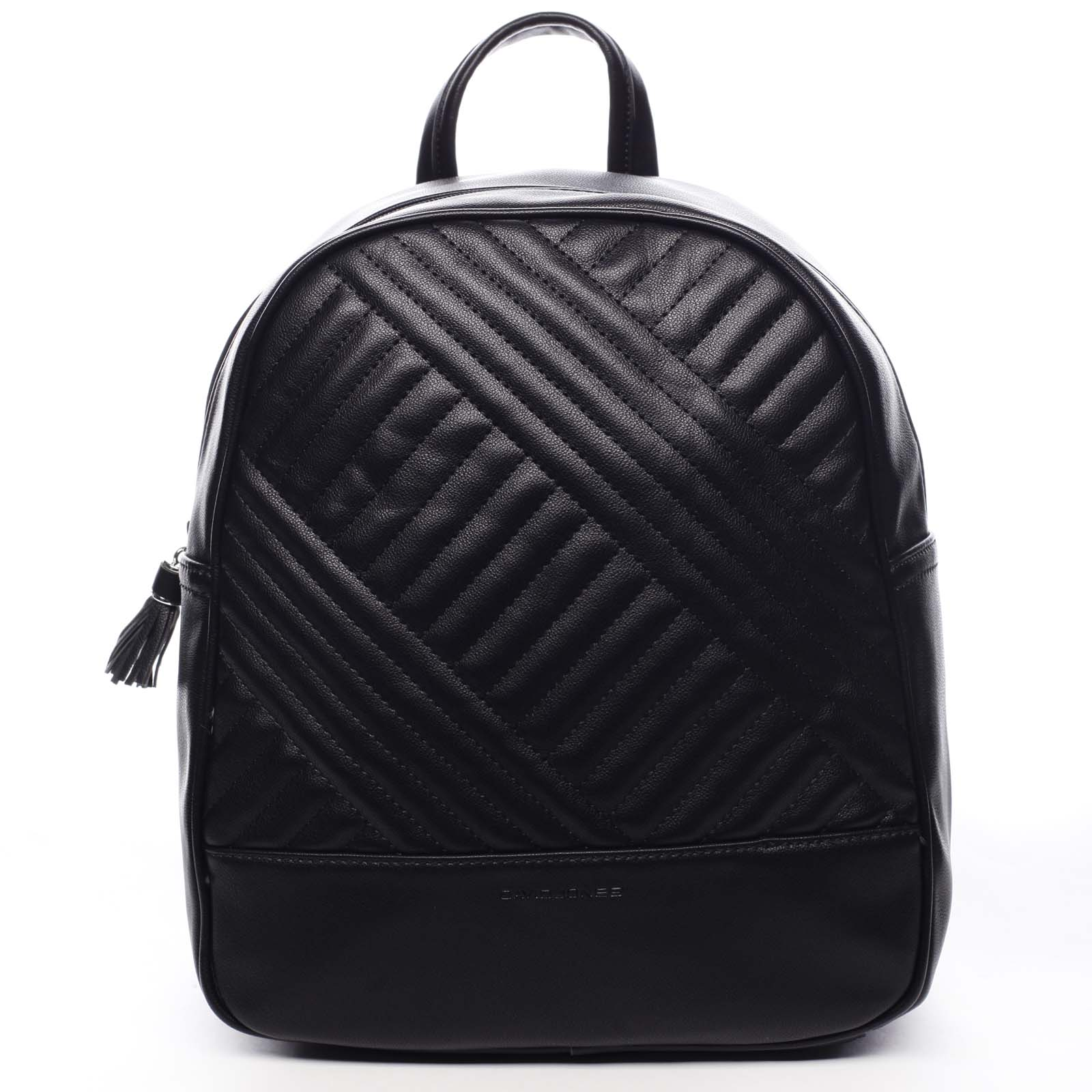 Dámsky batoh čierny - David Jones Pereira
