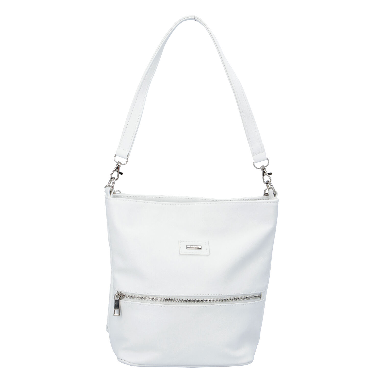 Dámska kabelka biela - SendiDesign Woman
