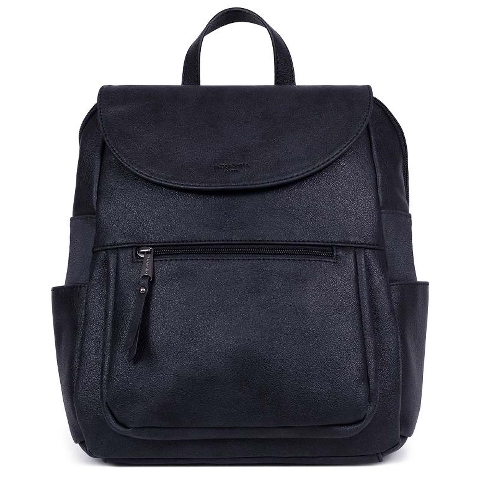Dámsky batoh čierny - Hexagona Dahoman