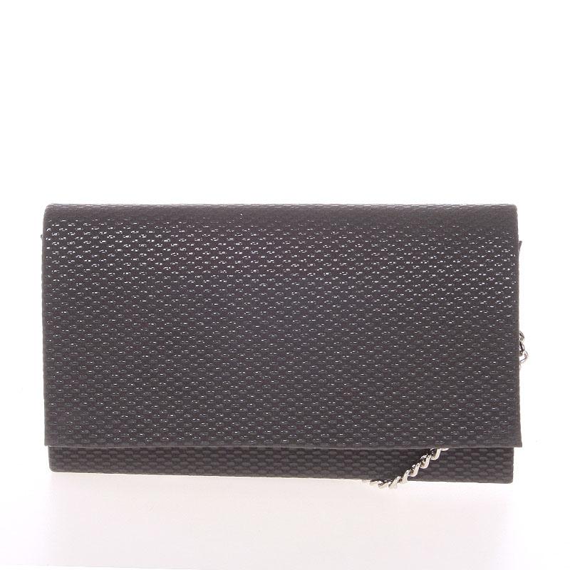 Dámska elegantná listová kabelka sivá - SendiDesign Haylie