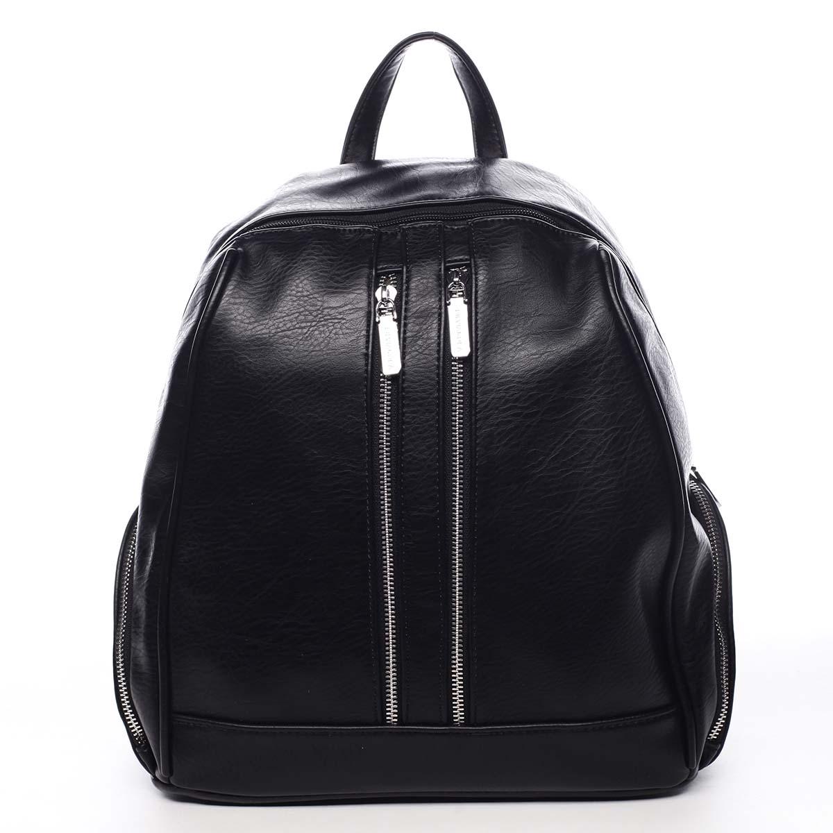 Dámsky batoh čierny - Silvia Rosa William