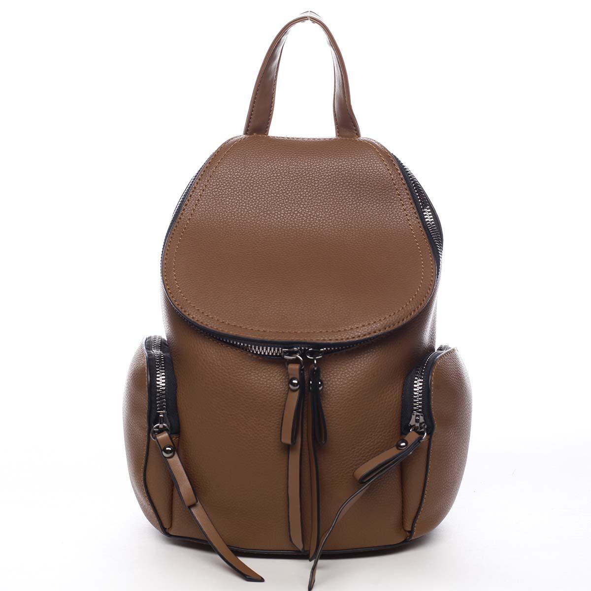 Dámsky batoh hnedý - Maria C Hips Small