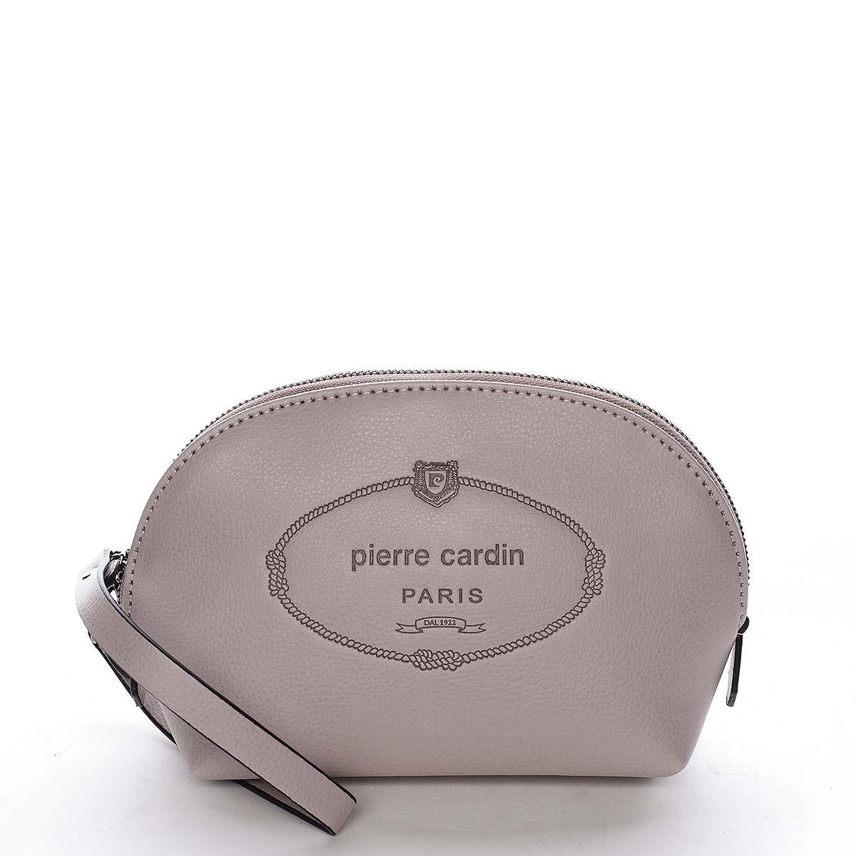 Dámska listová kabelka ružová - Pierre Cardin Balbina