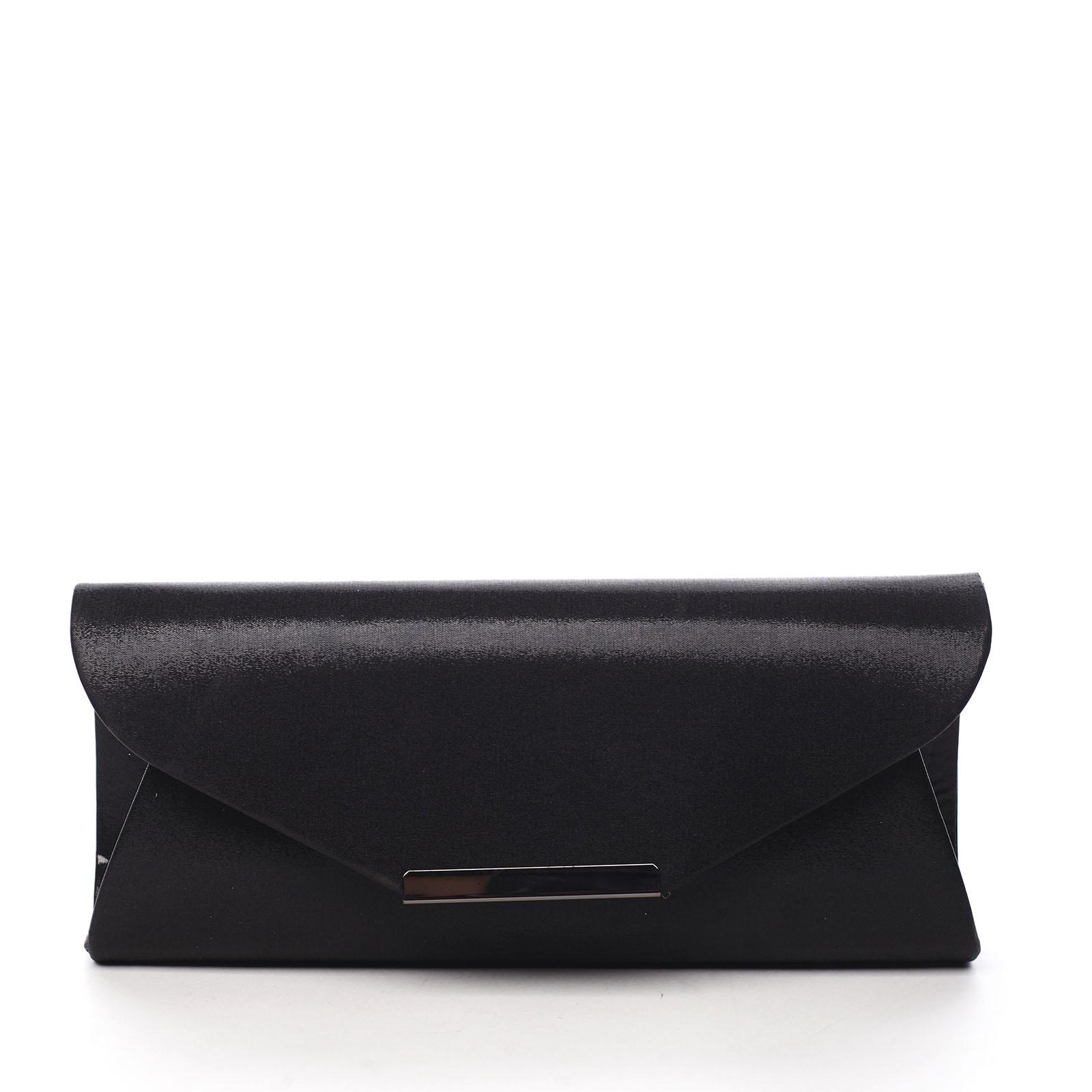 Dámska listová kabelka čierna - Michelle Moon Walker