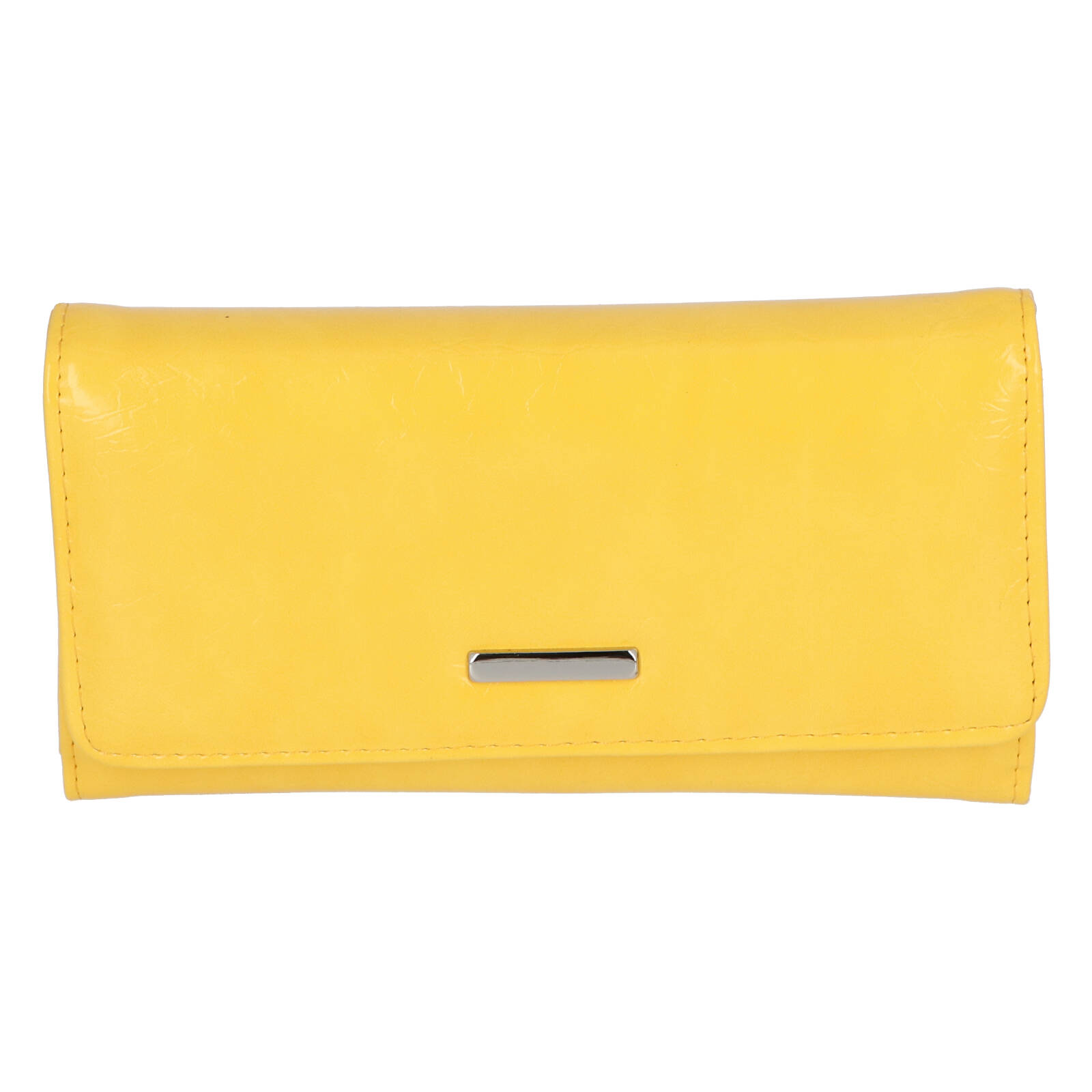 Dámska listová kabelka do ruky žltá - Michelle Moon F290