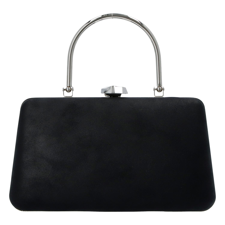 Dámska listová kabelka čierna - Michelle Moon DaVince