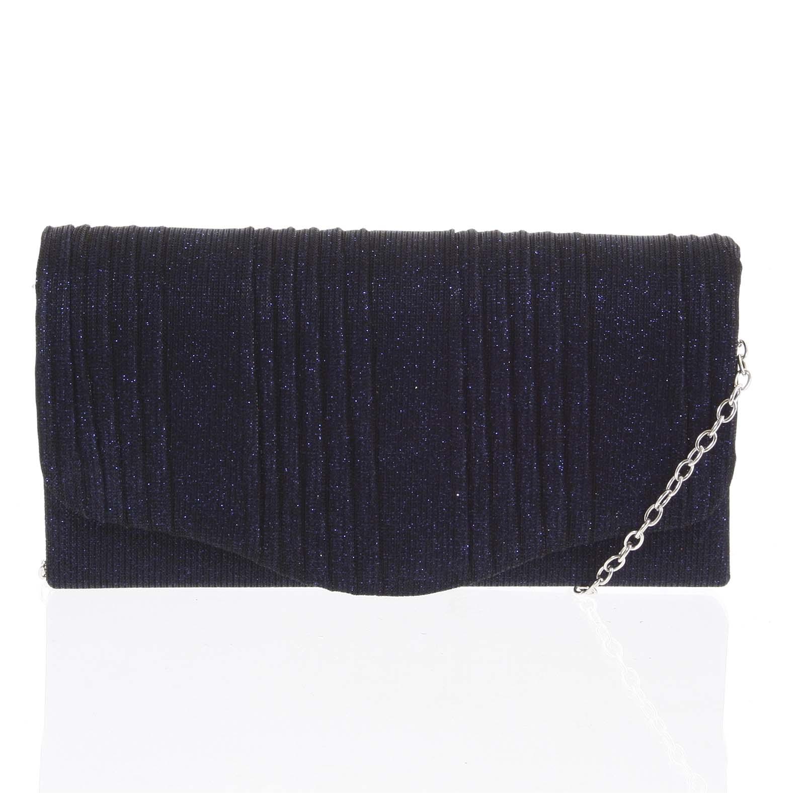 Dámska listová kabelka tmavo modrá - Michelle Moon Master