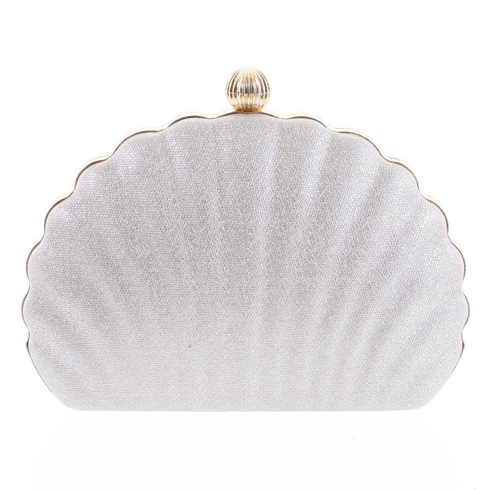 Dámska listová kabelka béžová - Michelle Moon Seashell