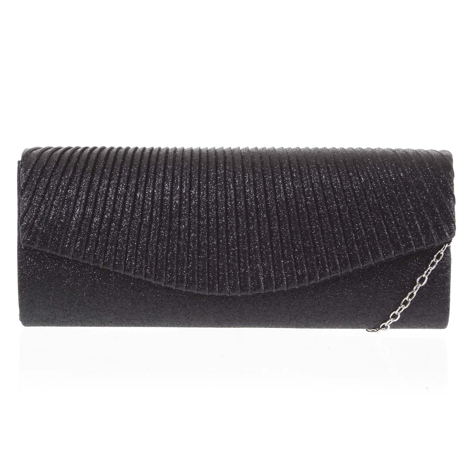 Dámska listová kabelka čierna - Michelle Moon Prosper