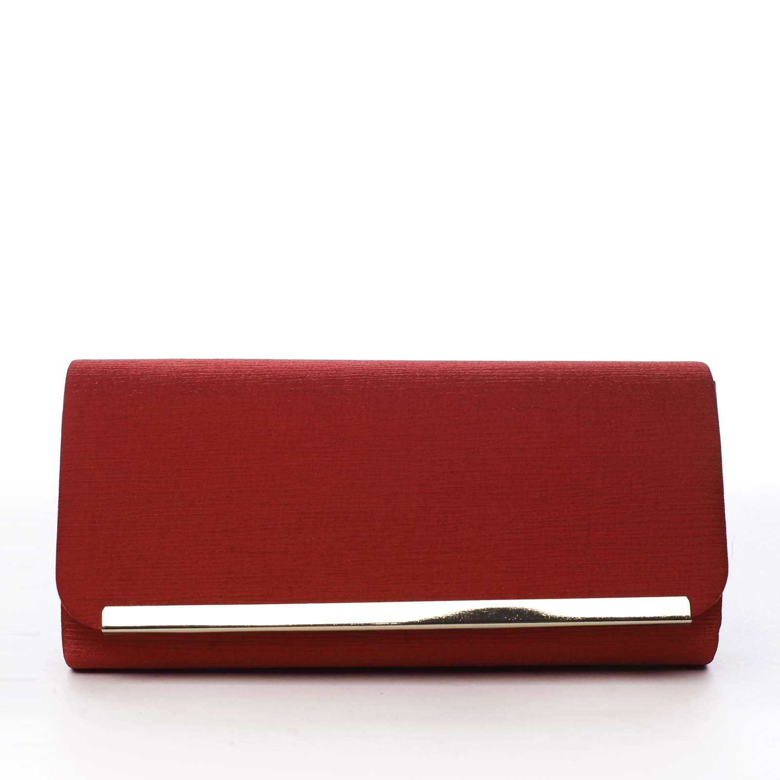 Dámska listová kabelka červená - Michelle Moon D888