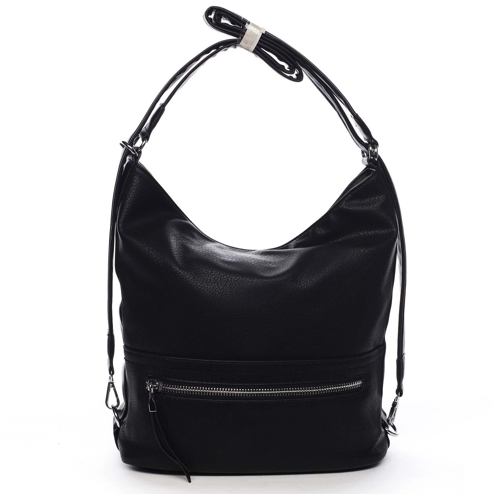 Dámska kabelka čierna - Romina Nikka