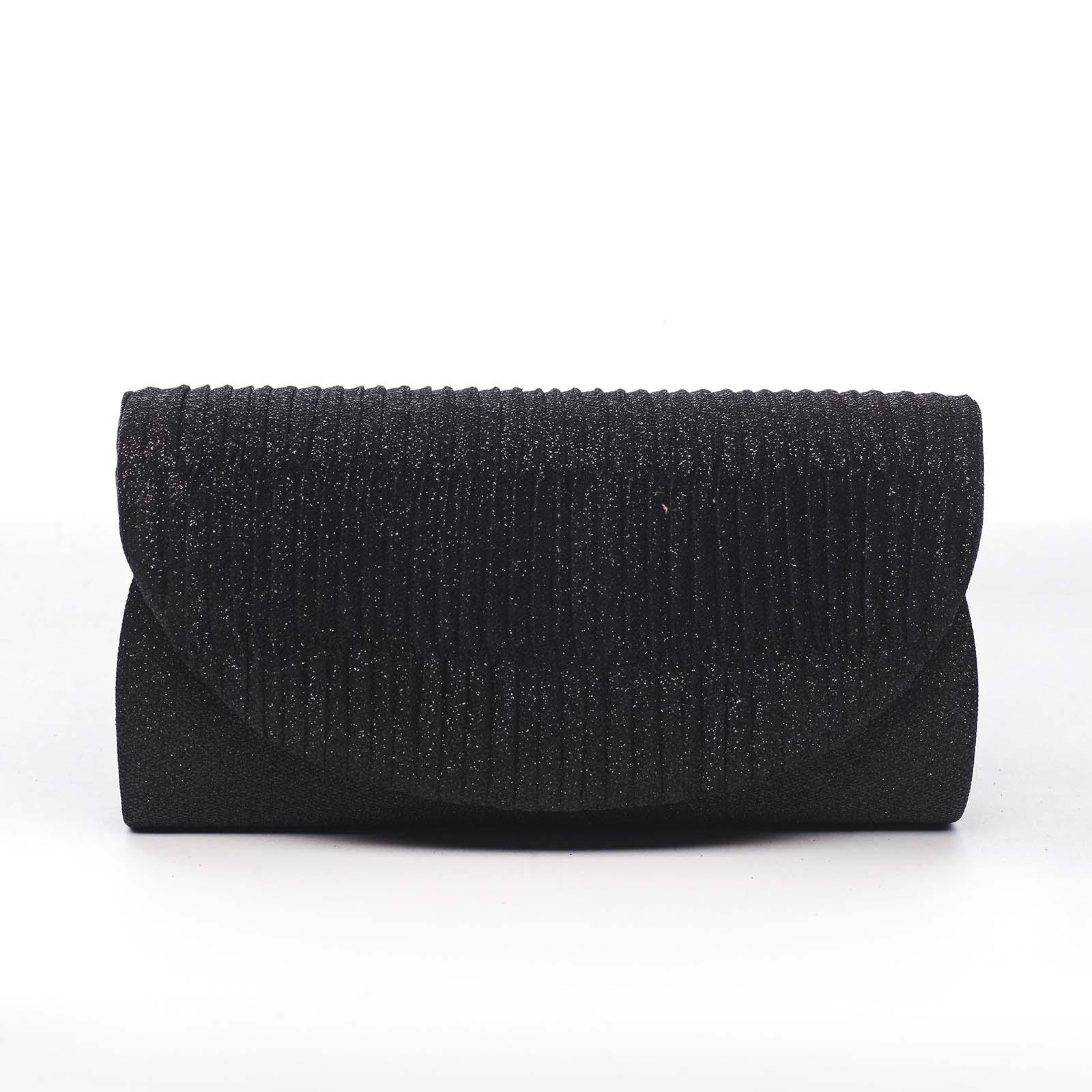 Dámska listová kabelka čierna - Michelle Moon Elan