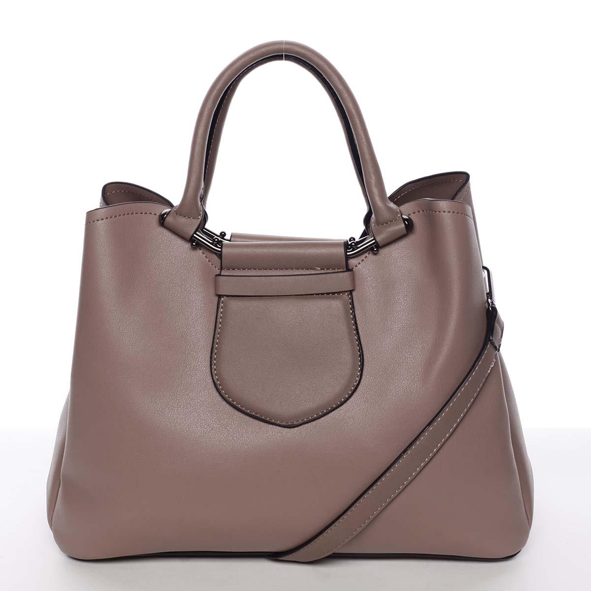 Originálna a elegantná dámska staroružová kabelka do ruky - MARIA C Terisita