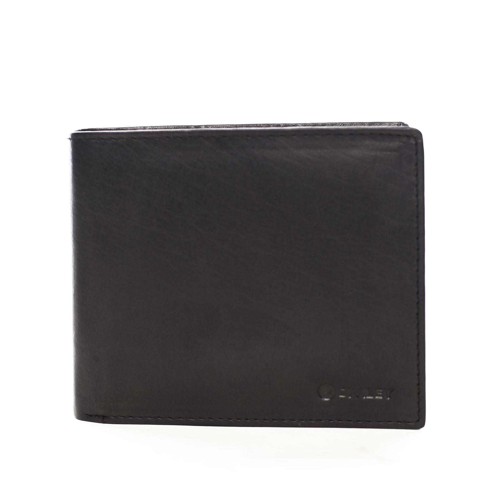 Pánska kožená peňaženka čierna - Diviley Anton čierna