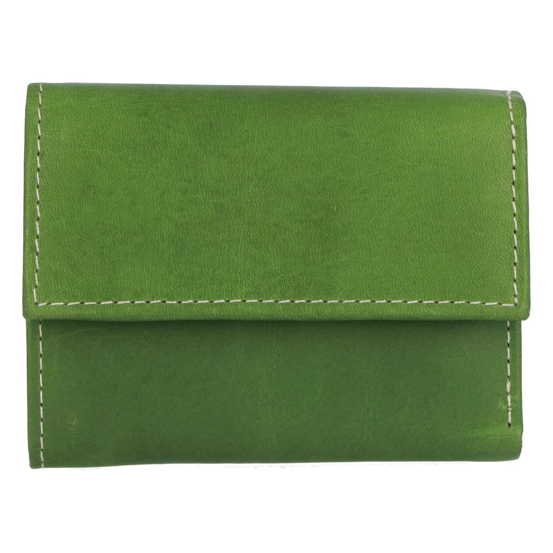 Dámska kožená peňaženka zelená - Tomas Gulia zelená