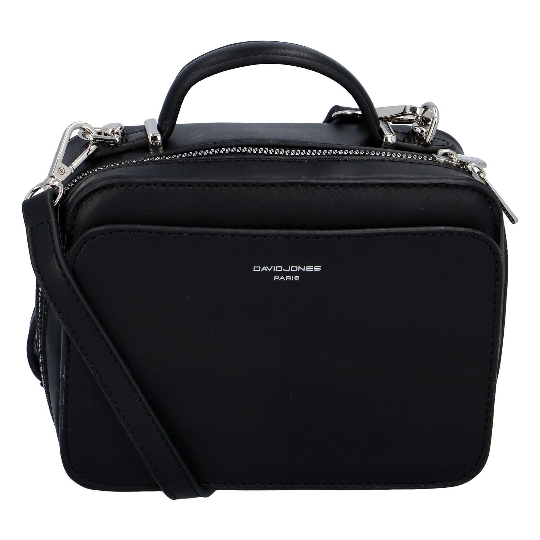 Dámska kabelka čierna - David Jones Zara čierna