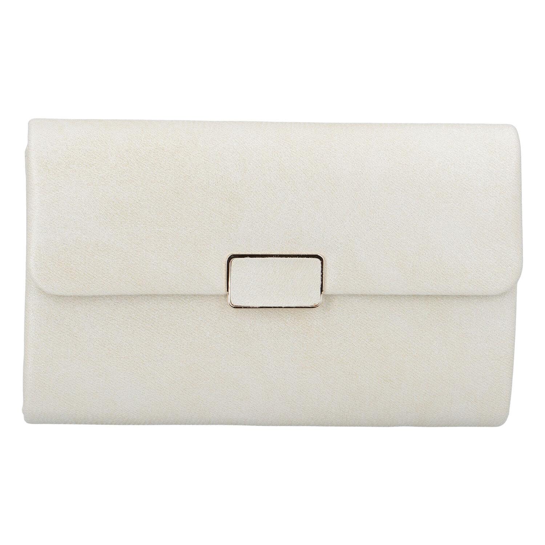 Dámska listová kabelka svetlobéžová - Michelle Moon L6023 béžová