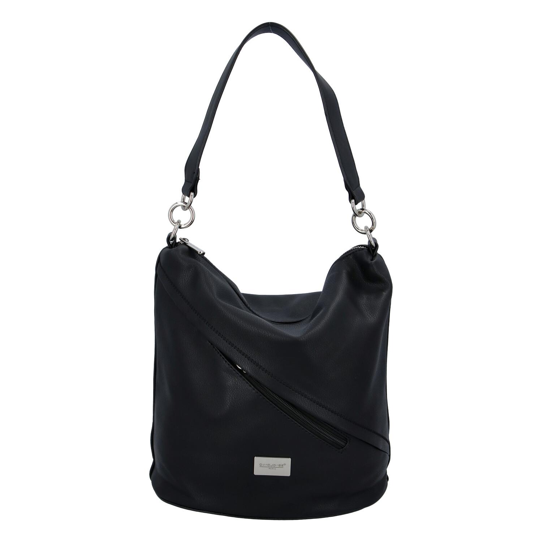 Dámska módna kabelka čierna - David Jones Abdelana čierna
