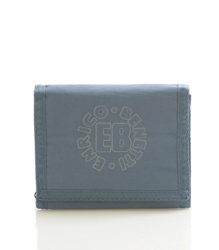 Peňaženka Jeansová látková - Enrico Benetti 54044 modrá