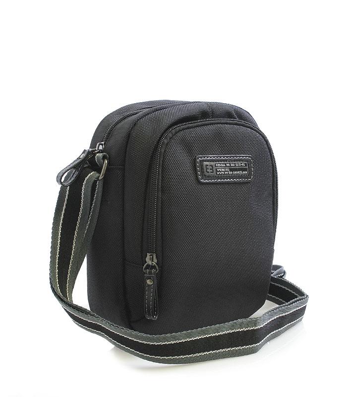 Čierna taška na doklady Enrico Benetti 4466 čierna