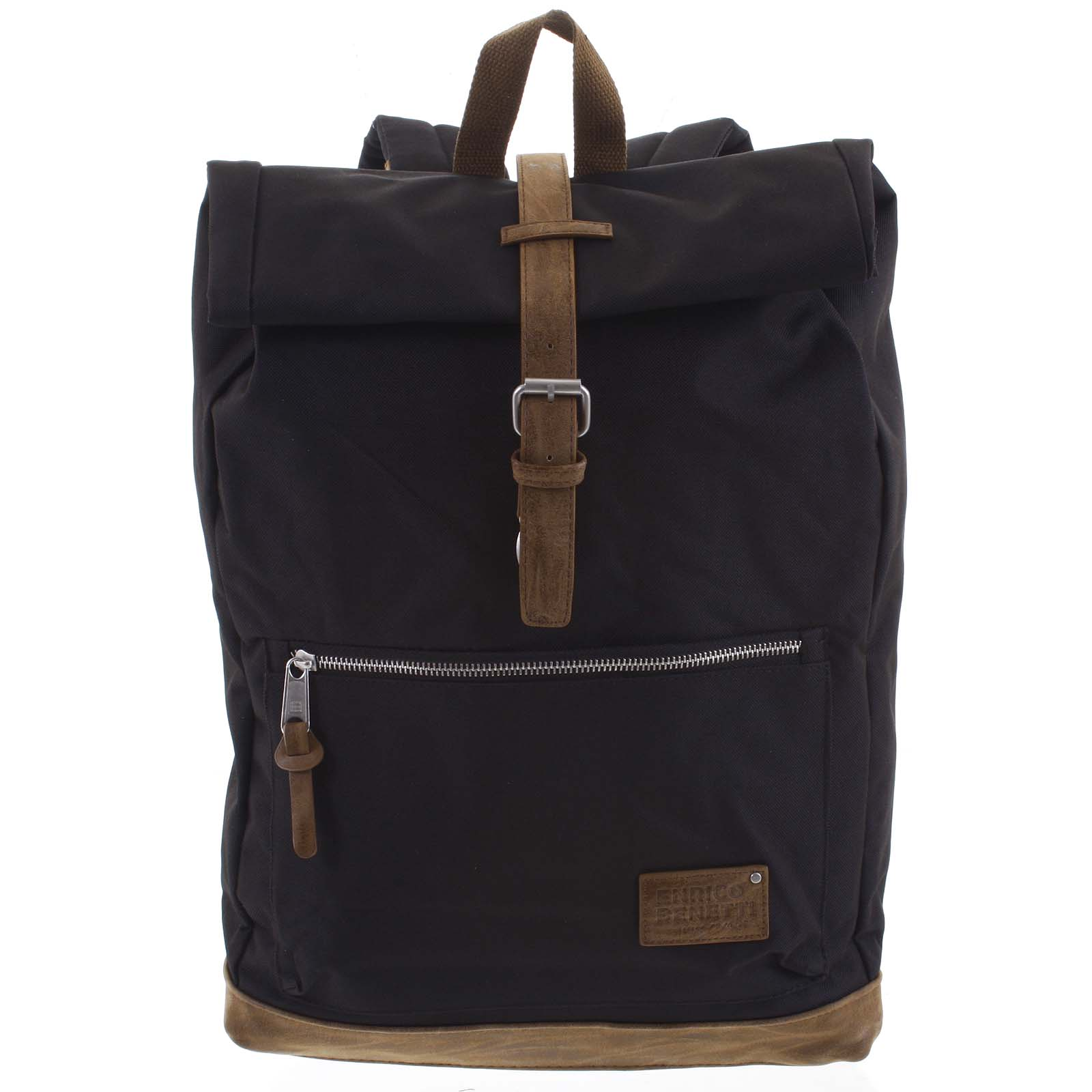 Veľký pánsky batoh čierny - Enrico Benetti Thunder čierna