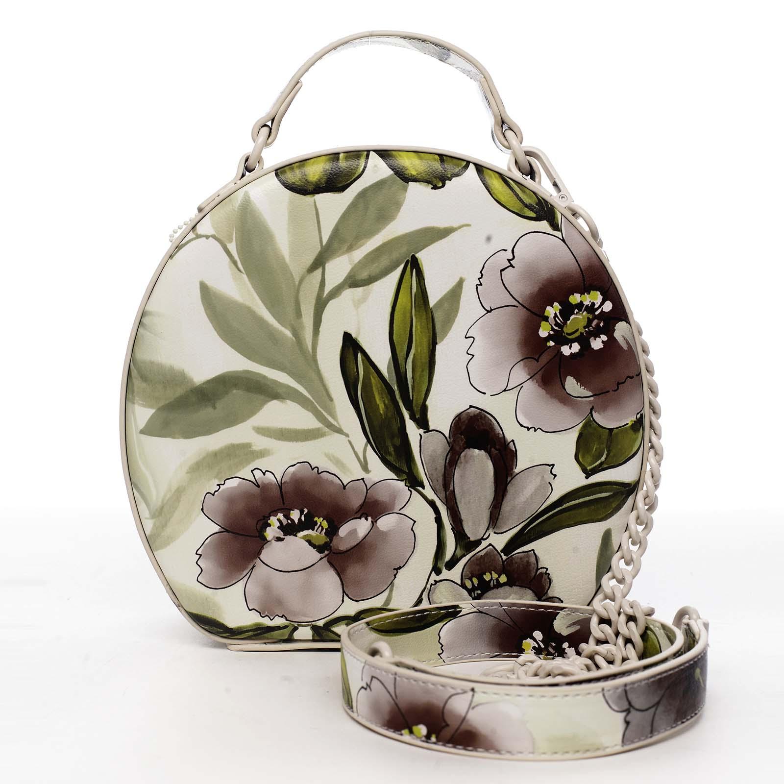 Dámska kabelka béžová - DIANA & CO Liliána béžová