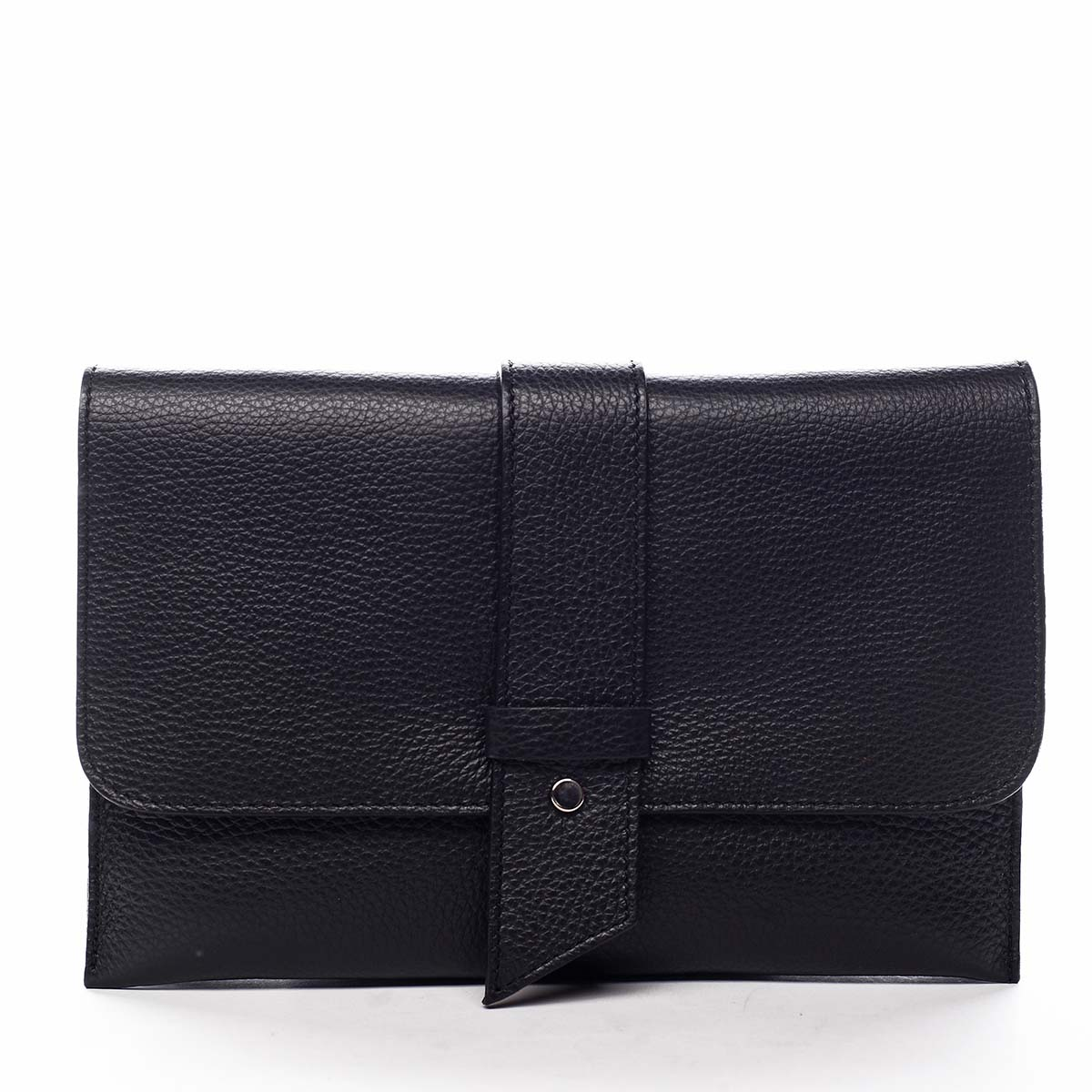 Luxusná dámska kabelka čierna - ItalY Brother čierna