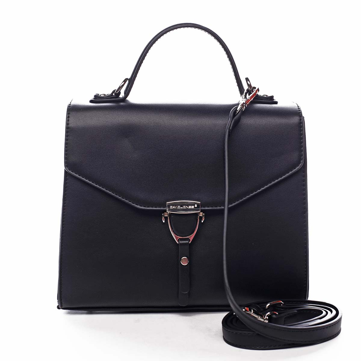 Dámska kabelka do ruky čierna - David Jones California čierna