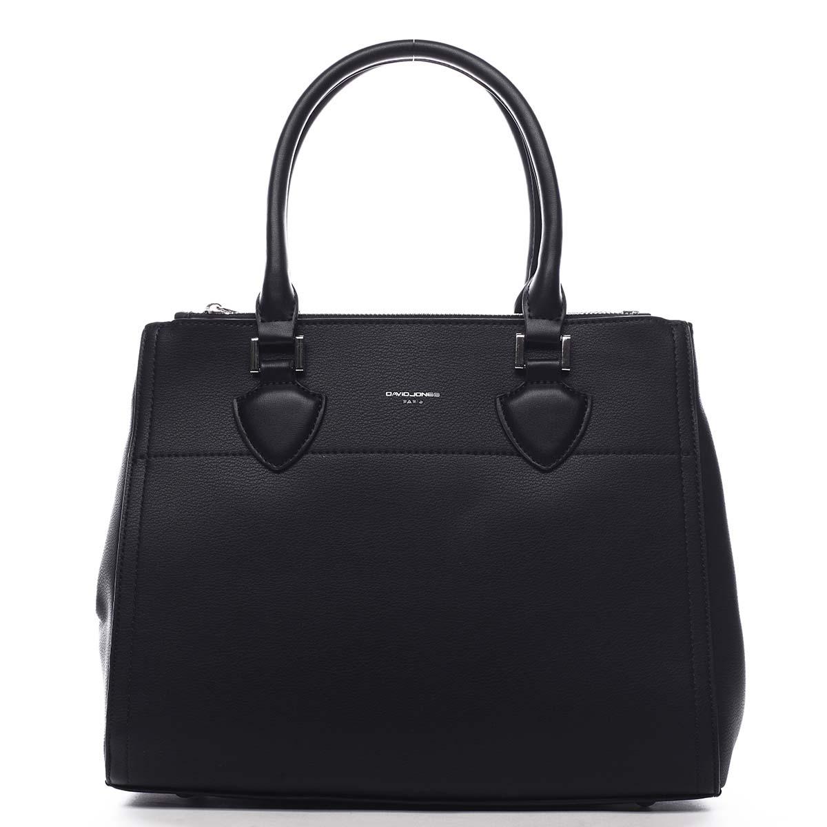 Dámska kabelka čierna - David Jones Mille čierna