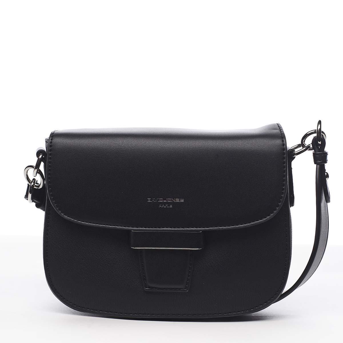 Dámska kabelka čierna - David Jones Nancy čierna
