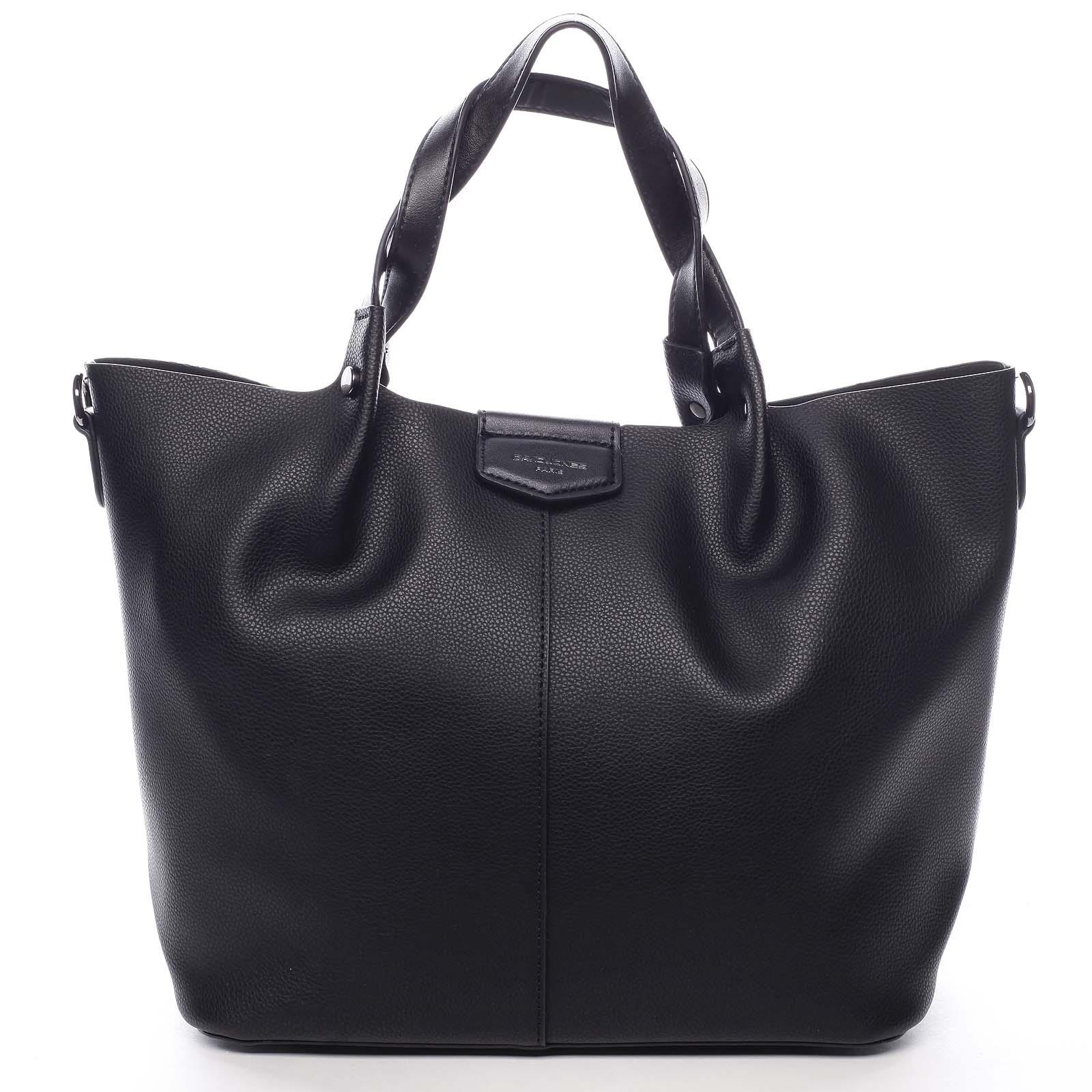 Dámska kabelka čierna - David Jones MyWay čierna