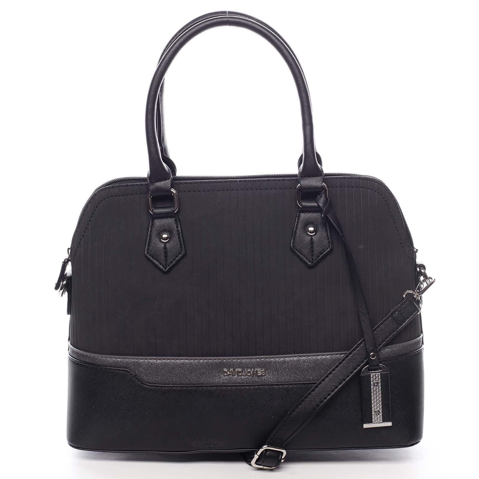 Dámska kabelka čierna - David Jones Manzes čierna