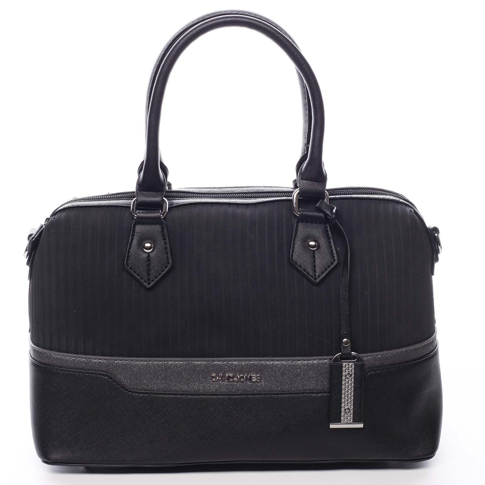 Dámska kabelka čierna - David Jones Maerless čierna