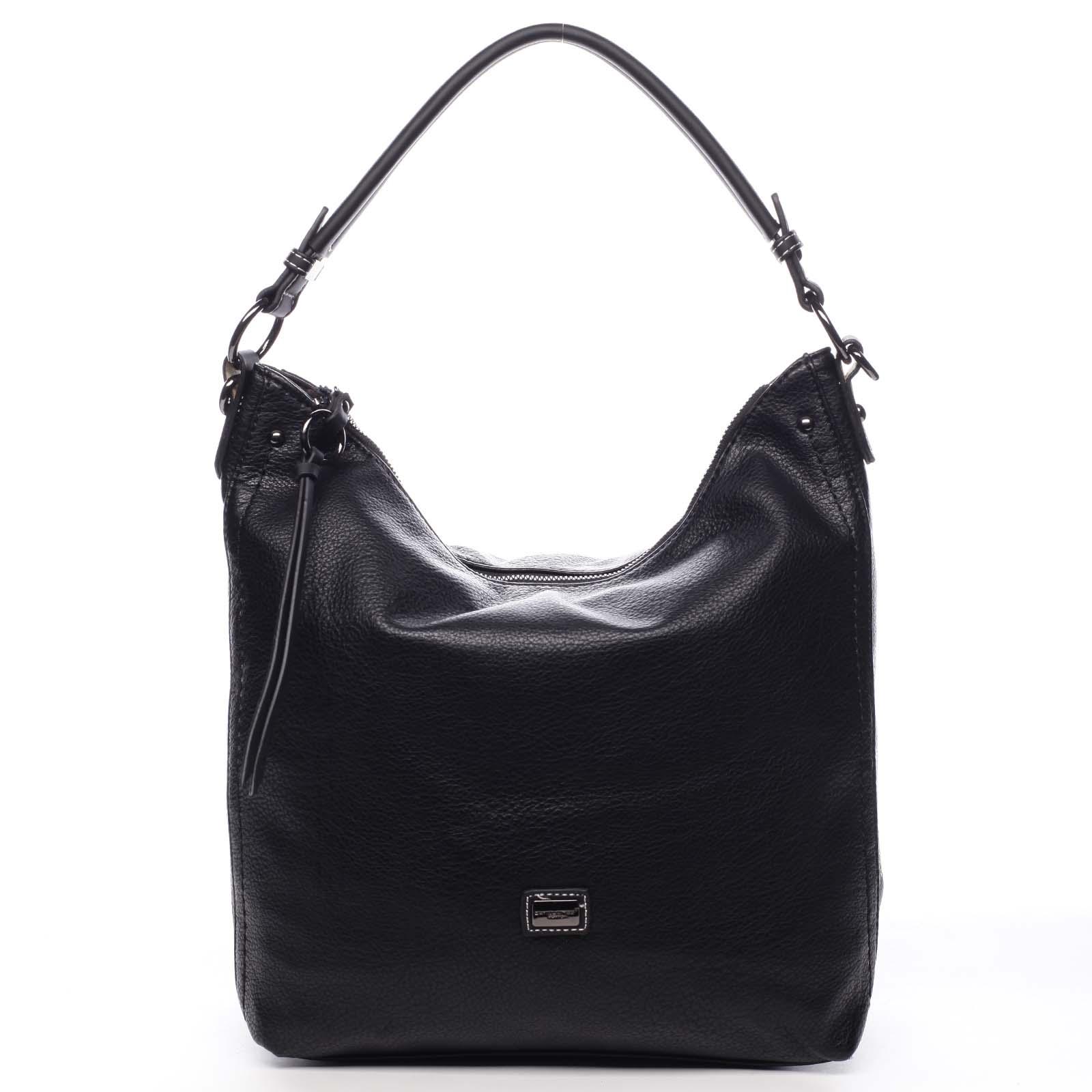 Dámska kabelka čierna - David Jones Puthanie čierna