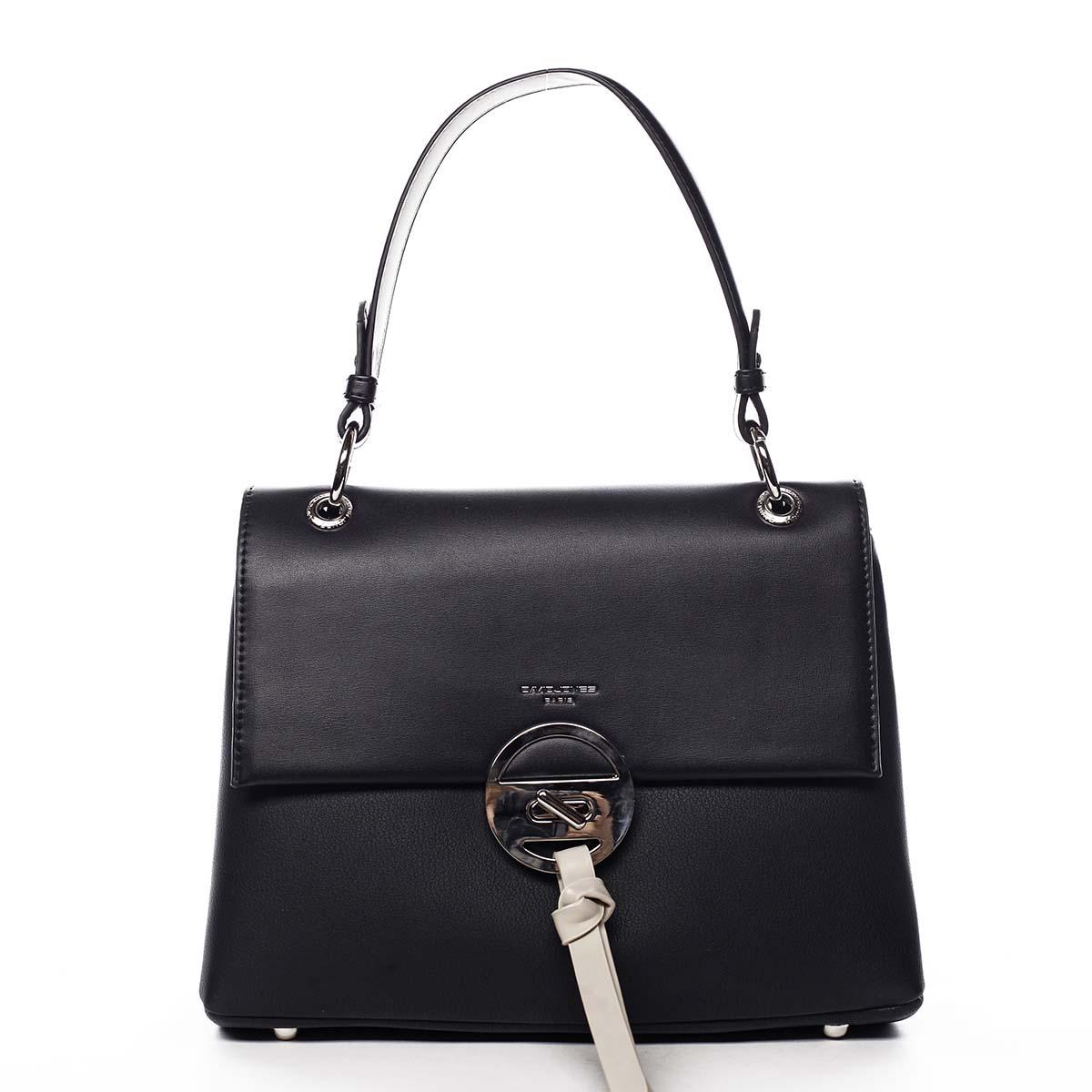 Dámska kabelka čierna - David Jones Aminisha čierna